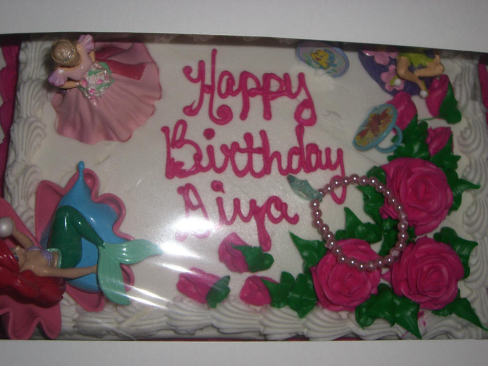 Diya Happy Birthday 16th Jan 2009